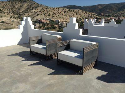 Terrasse Location Maison 85012 Agadir