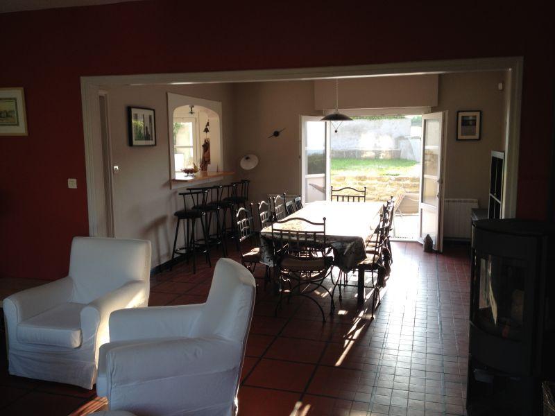 Salle à manger Location Villa 85072 Audinghen