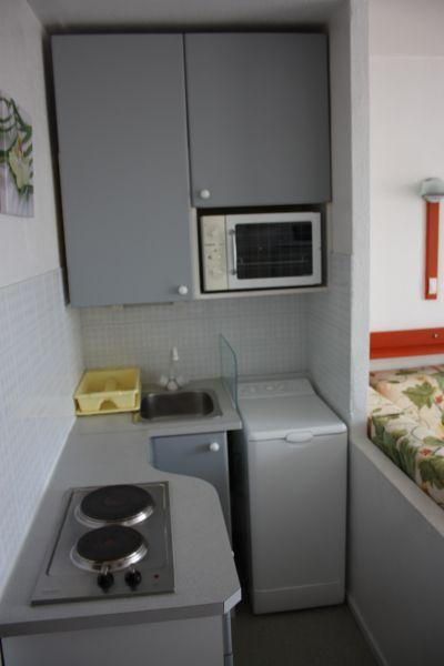 Coin cuisine Location Studio 85670 Cap d'Agde