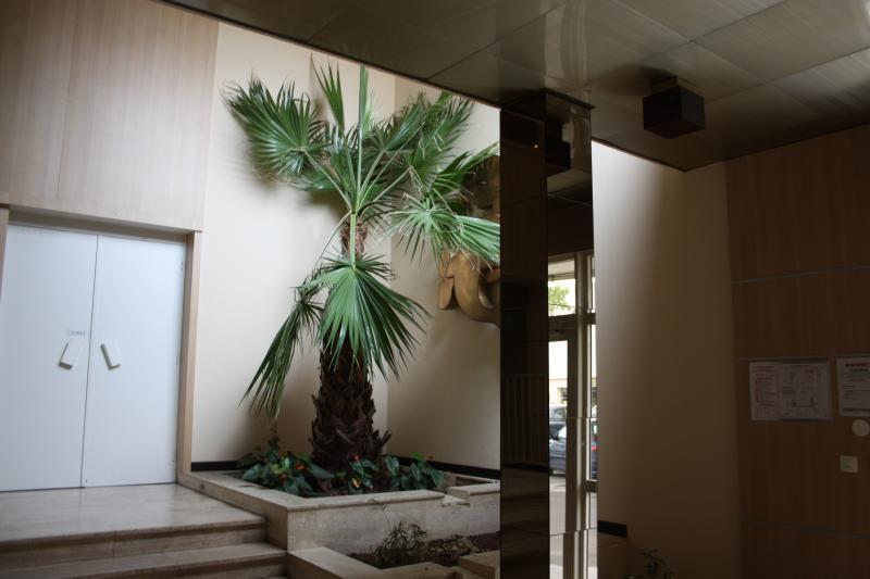 Entrée Location Studio 85670 Cap d'Agde