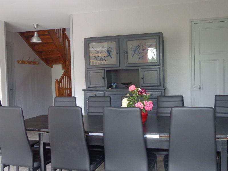 Salle à manger Location Gite 85778 Saint-Anthème