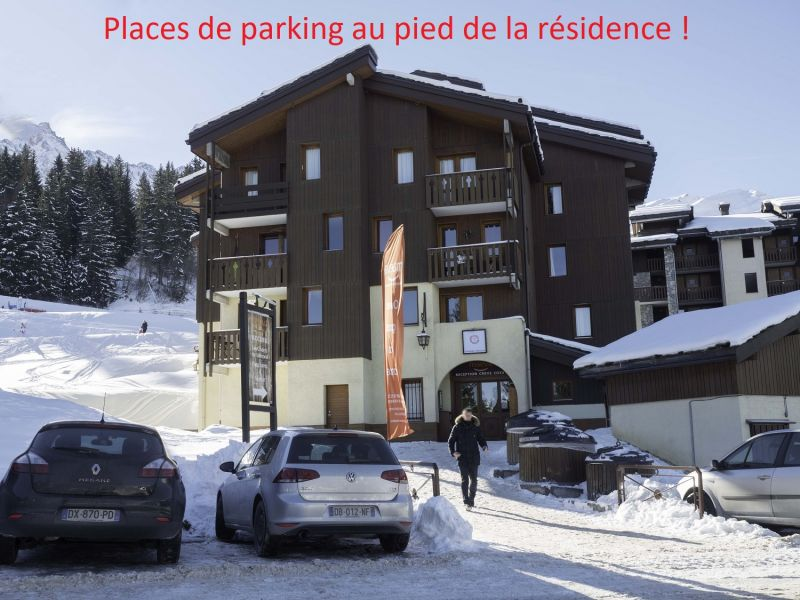 Parking Location Appartement 90512 Valmorel