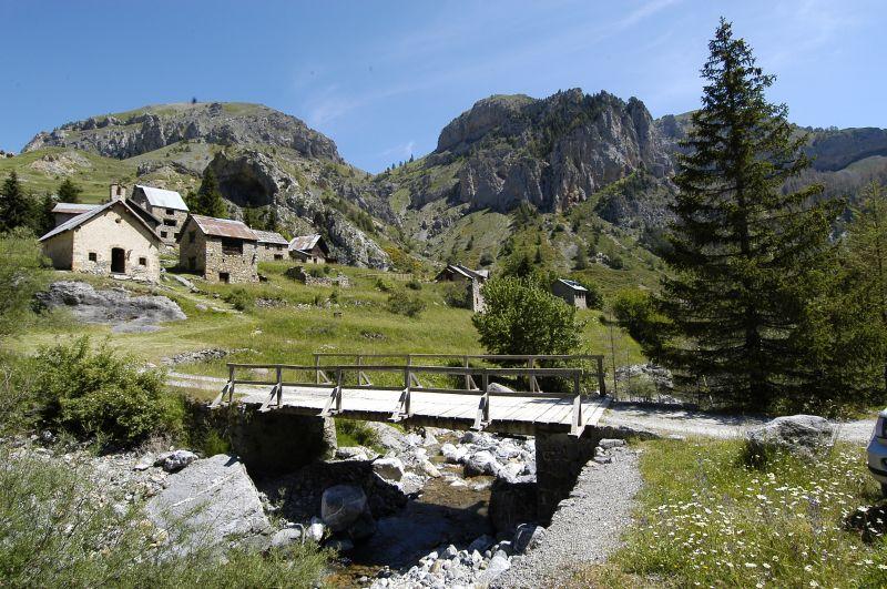 Vue autre Location Gite 92280 Valberg