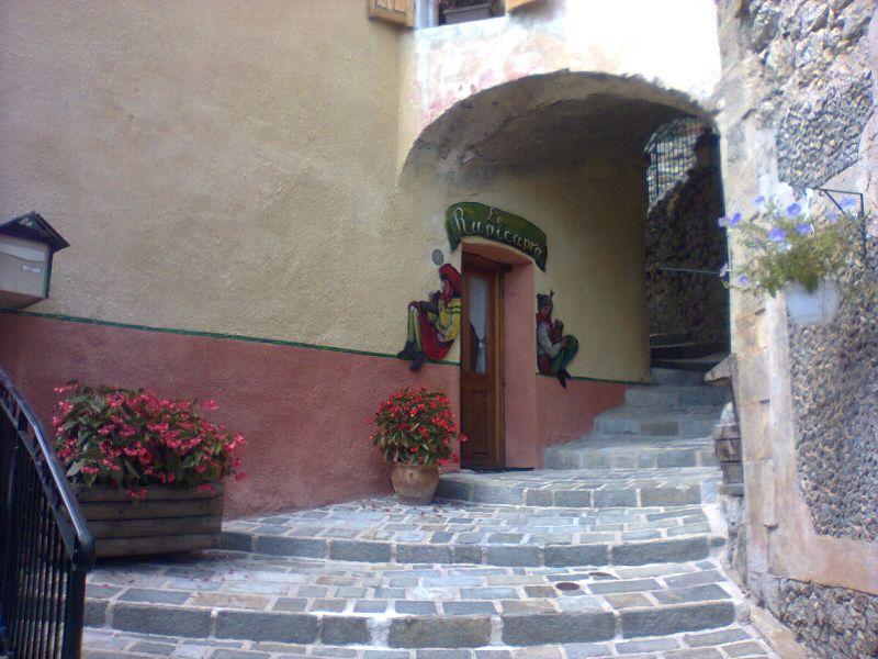 Entrée Location Gite 92280 Valberg