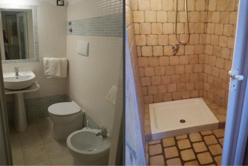 salle de bain 3 Location Villa 93054 Gallipoli