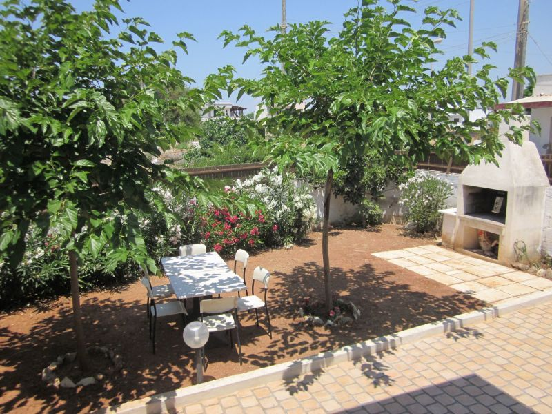 Jardin Location Villa 93054 Gallipoli
