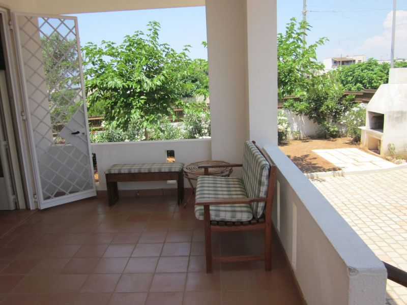 Terrasse 2 Location Villa 93054 Gallipoli