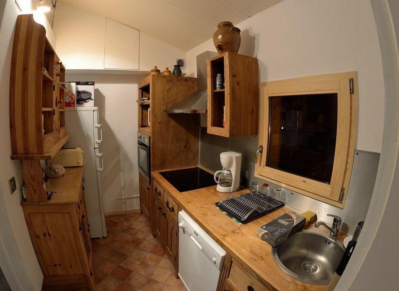 Cuisine indépendante Location Appartement 95029 Montchavin les Coches