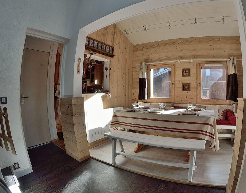 Salle à manger Location Appartement 95029 Montchavin les Coches