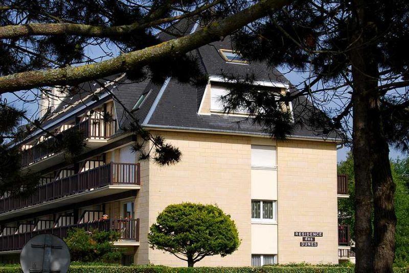 Vue extérieure de la location Location Appartement 98720 Cabourg
