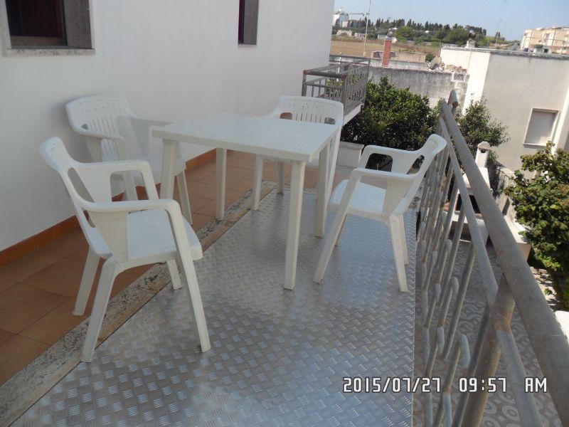 Balcon Location Appartement 101123 Otranto