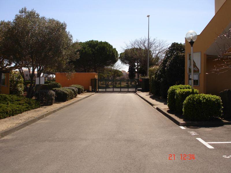 Entrée Location Studio 102337 Cap d'Agde