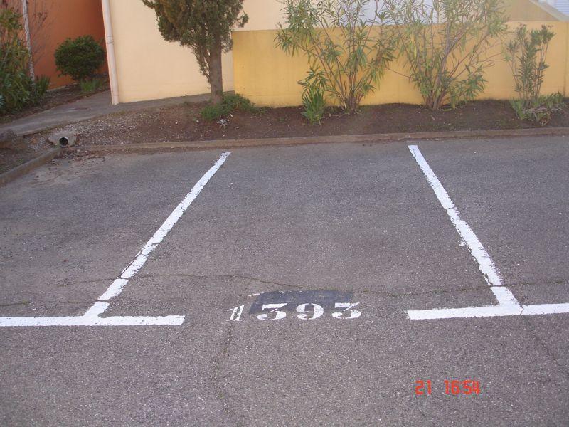 Parking Location Studio 102337 Cap d'Agde