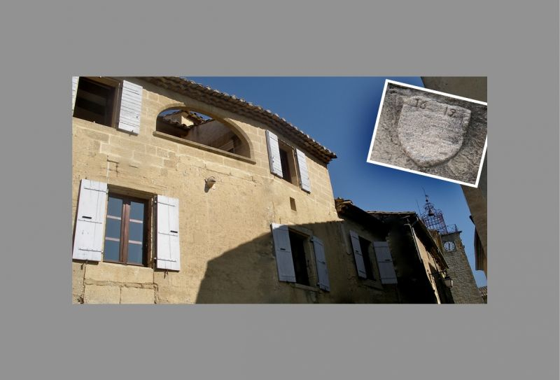 Vue extérieure de la location Location Maison 108325 Uzès
