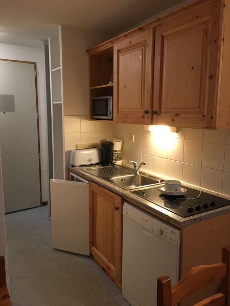 Coin cuisine Location Appartement 108473 Saint Jean d'Arves