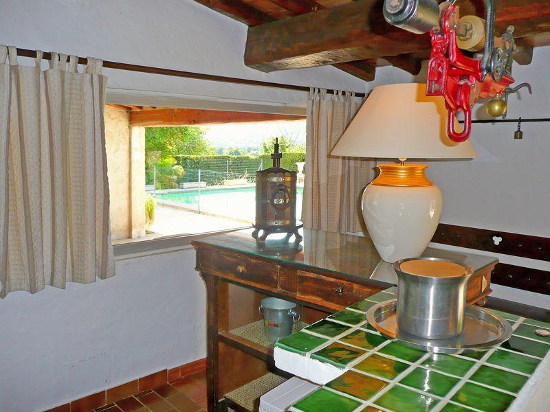 Salle à manger Location Villa 109162 Saint Tropez