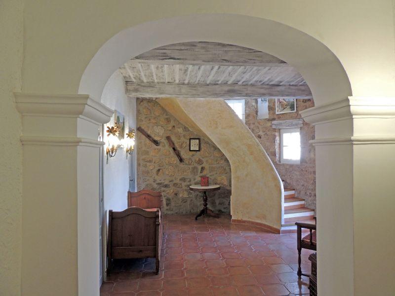 Entrée Location Villa 109162 Saint Tropez