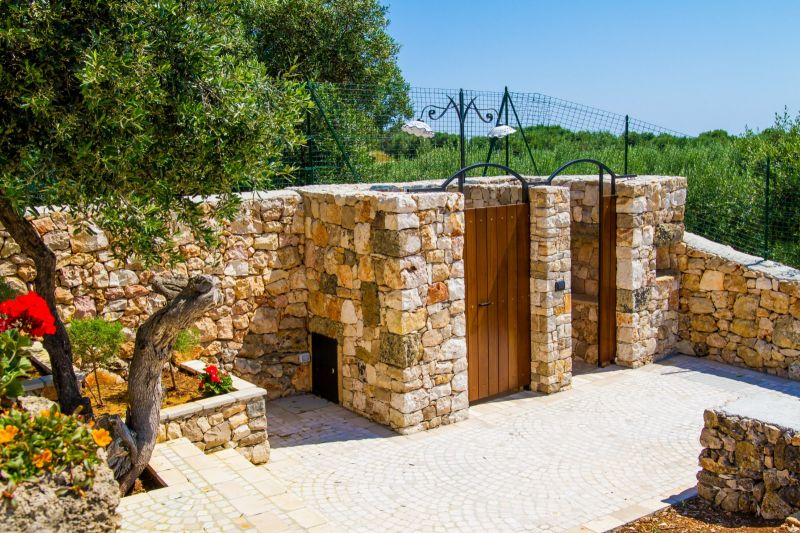 WC séparé 1 Location Villa 109764 Santa Maria di Leuca