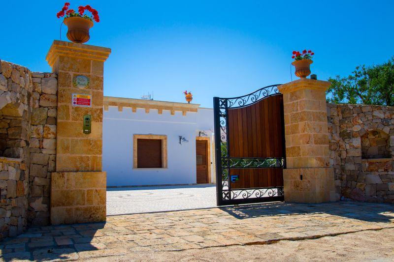Entrée Location Villa 109764 Santa Maria di Leuca