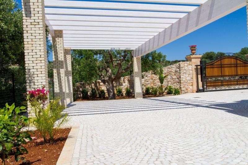 Parking Location Villa 109764 Santa Maria di Leuca