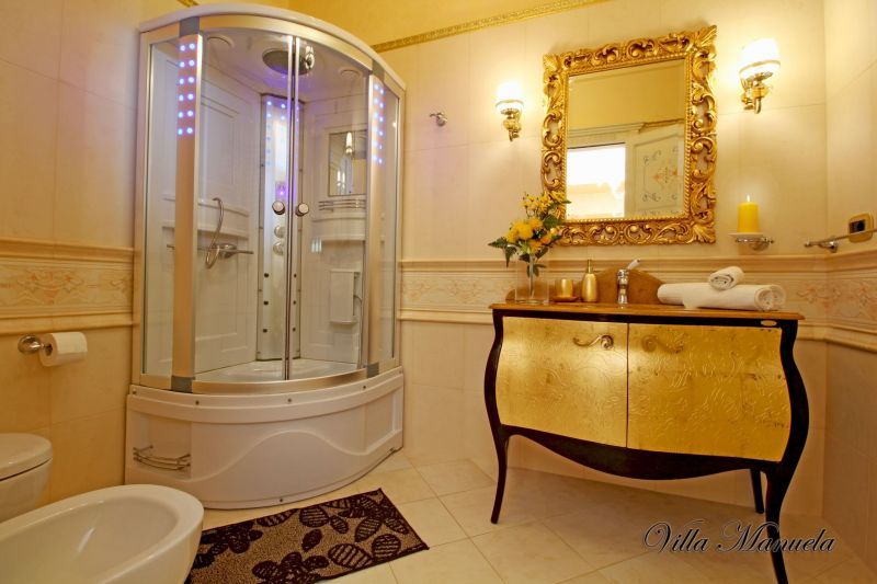 salle de bain 1 Location Villa 109764 Santa Maria di Leuca