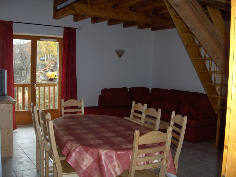 Salon Location Appartement 109968 Val Cenis