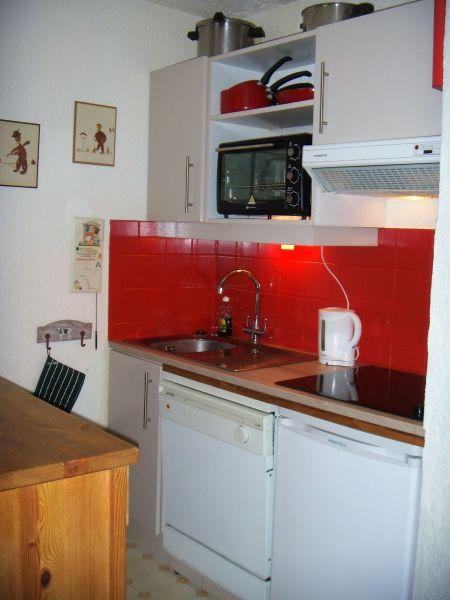 Cuisine américaine Location Appartement 111265 La Tania