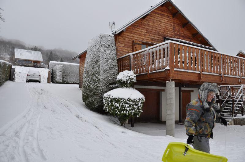 Entrée Location Chalet 111687 La Bourboule