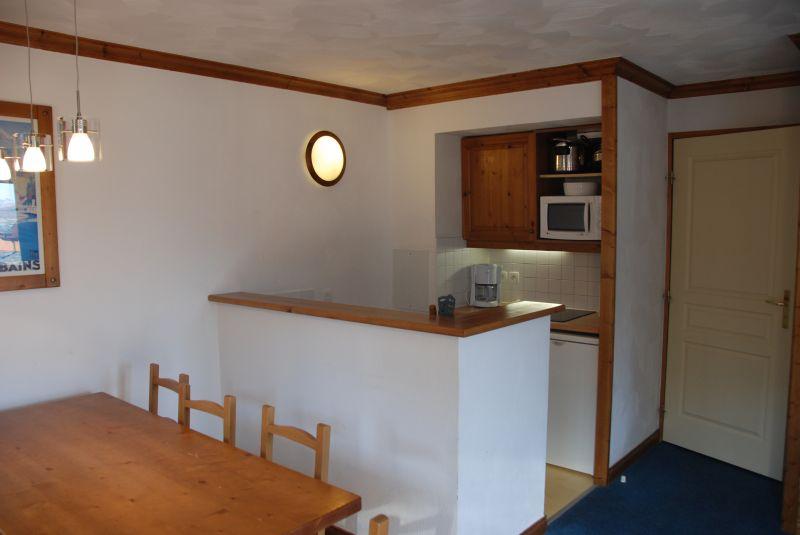 Cuisine américaine Location Appartement 112087 Valmorel