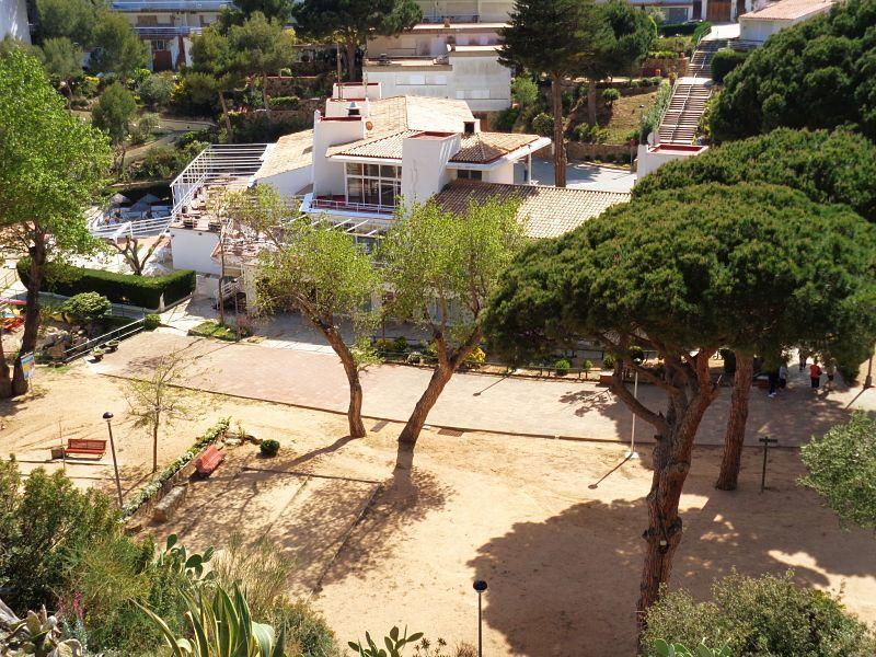 Vue extérieure de la location Location Appartement 112430 Tossa de Mar