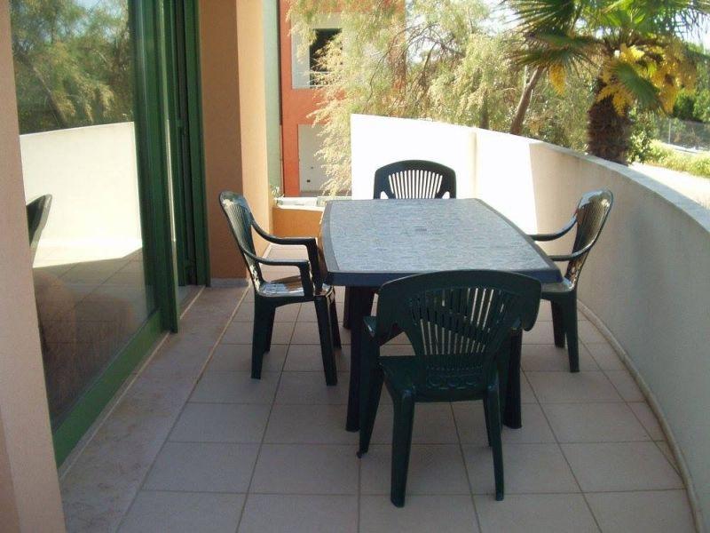 Vue extérieure de la location Location Appartement 112599 Gallipoli