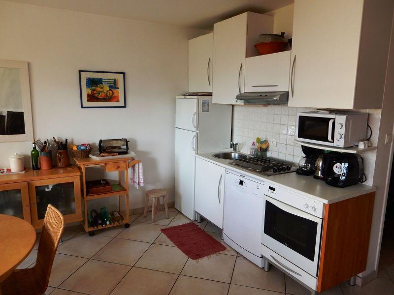 Cuisine américaine Location Appartement 112894 Cassis