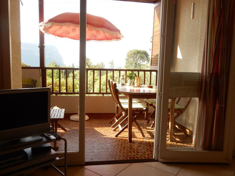 Loggia Location Appartement 112894 Cassis