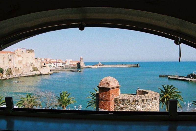 Vue depuis la location Location Appartement 113025 Collioure