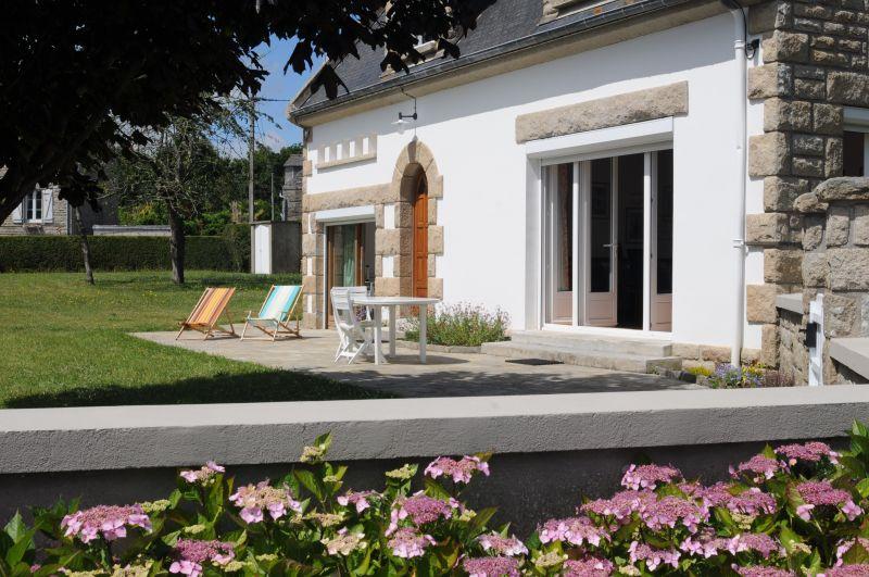 Vue extérieure de la location Location Maison 113632 Saint Cast Le Guildo