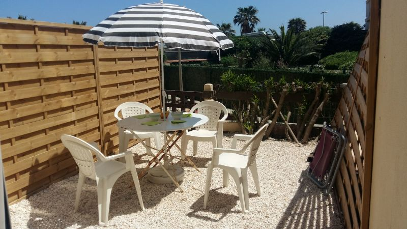 Jardin Location Studio 114014 Canet-en-Roussillon