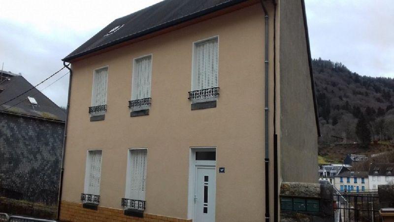 Vue extérieure de la location Location Appartement 115202 La Bourboule