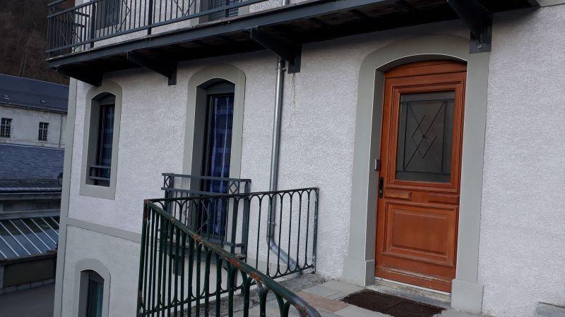 Vue extérieure de la location Location Appartement 116769 Barèges