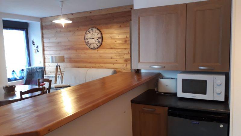 Cuisine américaine Location Appartement 116769 Barèges