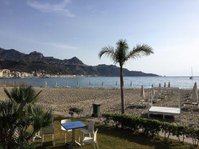 Plage Location Appartement 116842 Giardini Naxos