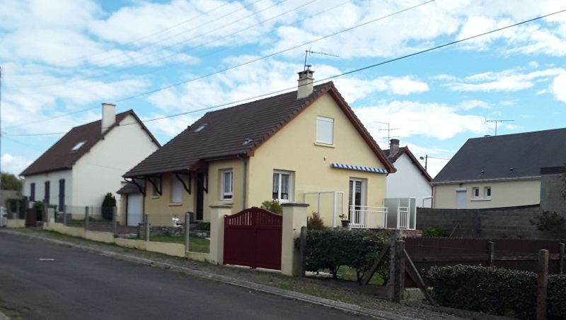 Vue extérieure de la location Location Maison 117046 Saint-Pair-sur-Mer