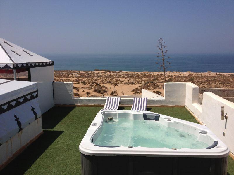 Vue de la terrasse Location Hébergement insolite 117445 Agadir