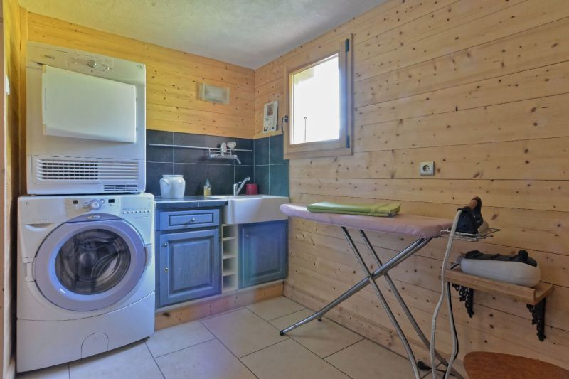 Vue autre Location Chalet 117698 Samoëns