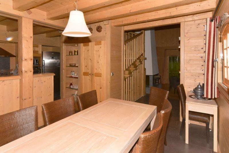 Salle à manger Location Chalet 117698 Samoëns