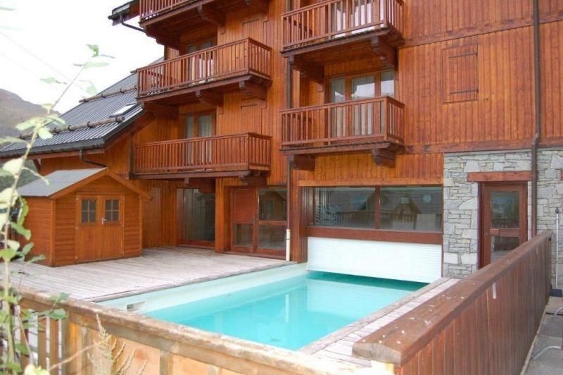 Piscine Location Appartement 117722 Valloire