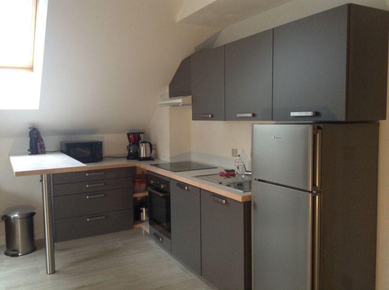 Cuisine américaine Location Appartement 117722 Valloire