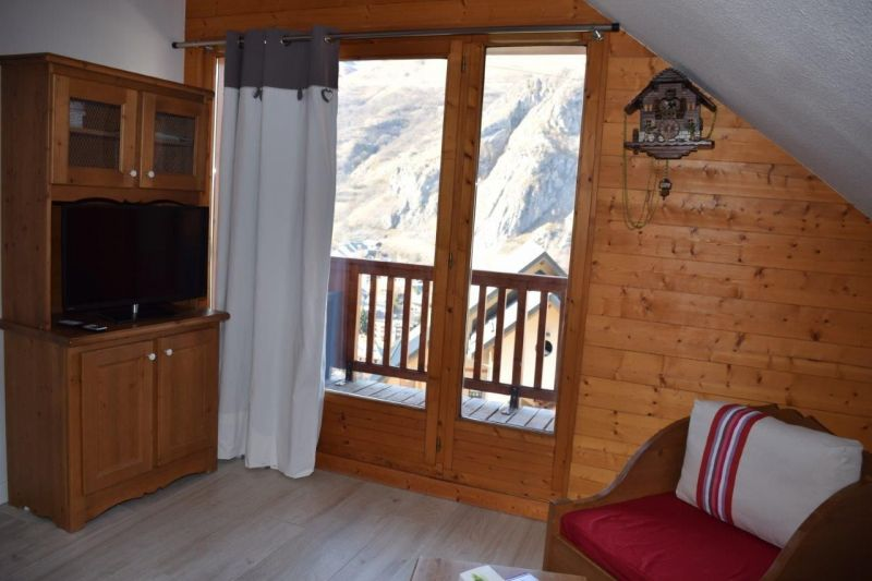 Séjour Location Appartement 117722 Valloire