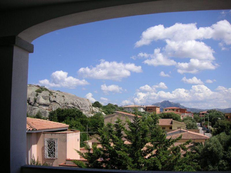 Vue du balcon Location Appartement 118910 Arzachena