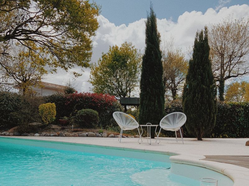Vue extérieure de la location Location Villa 119006 Le Teich