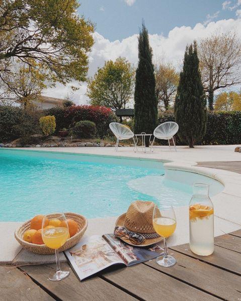 Piscine Location Villa 119006 Le Teich
